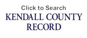 Kendall County Record