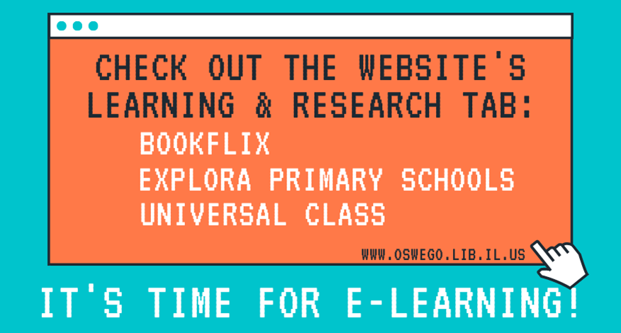 It's time for elearning!